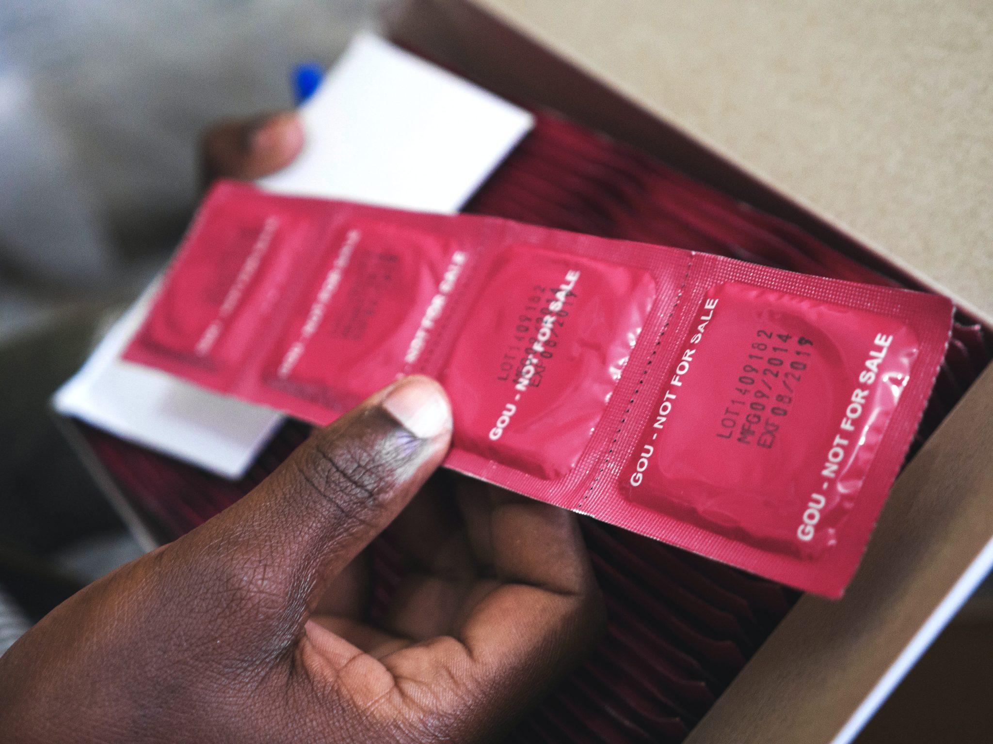 condom dpg
