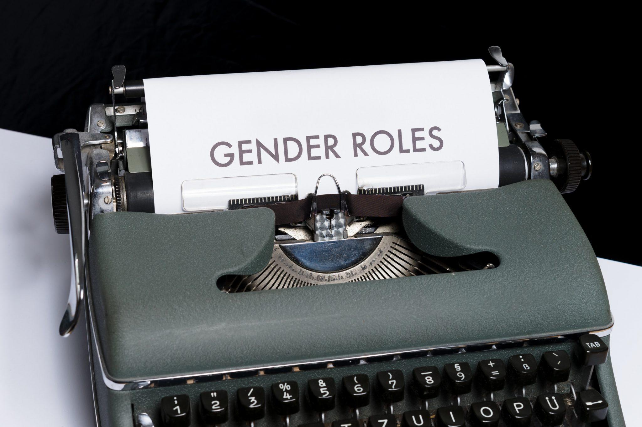 gender roles dpg